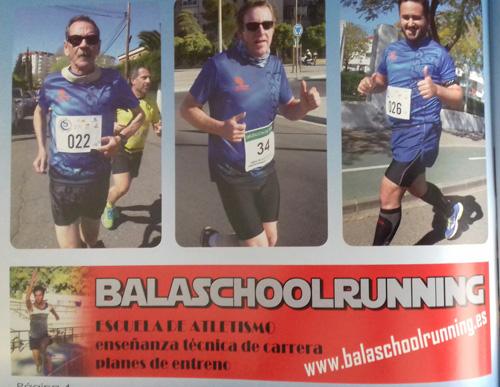 BalaSchool Running y Universo Runner