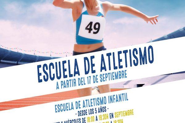 Escuela de atletismo Santa Clara